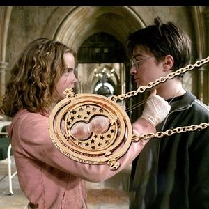 Jewelry - Harry Potter Time -Turner  necklace.